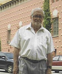 Herb Grosch in Barcelona, circa 2001