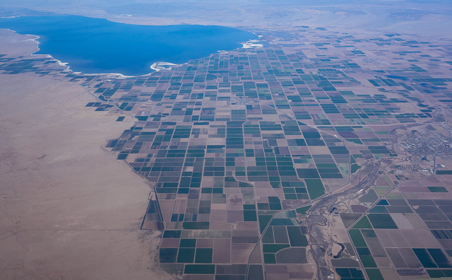 Imperial Valley and Salton Sea