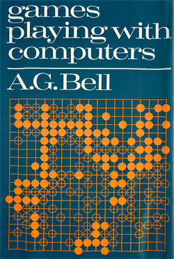 Jacket of A. G. Bell's 1972 book