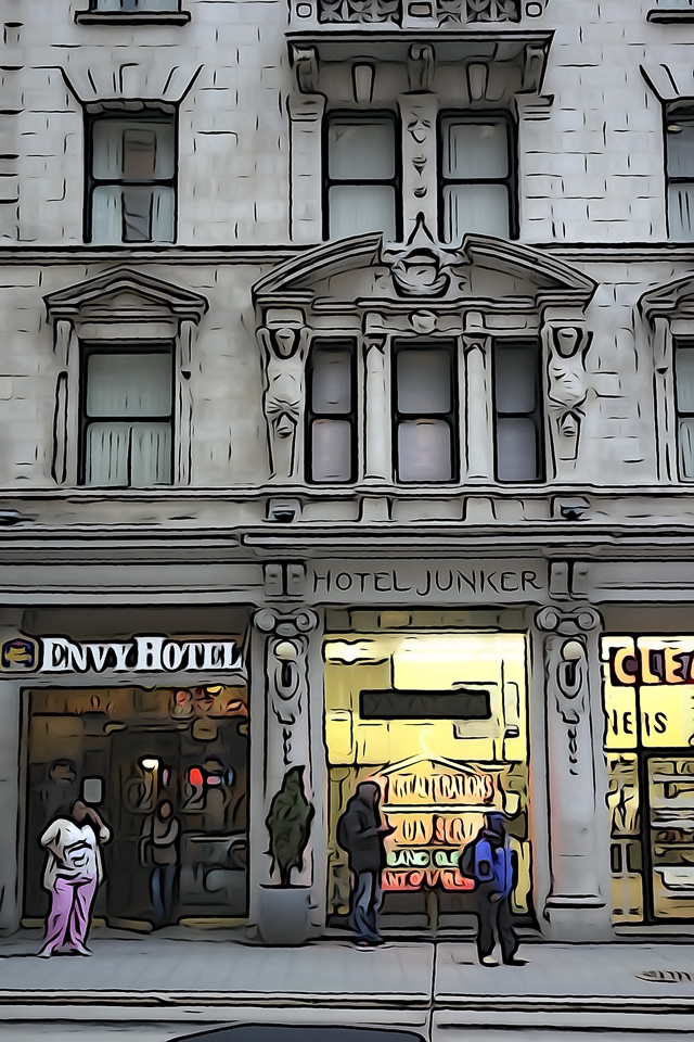 Hotel Junker Envy Hotel