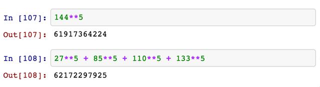 IPython arithmetic