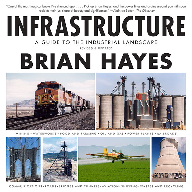 Cover image, Imfrastructure: A Guide to the Industrial Landscape