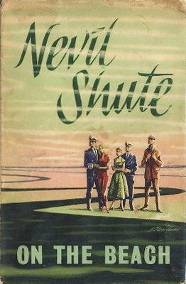 On the Beach cover of 1957 edition