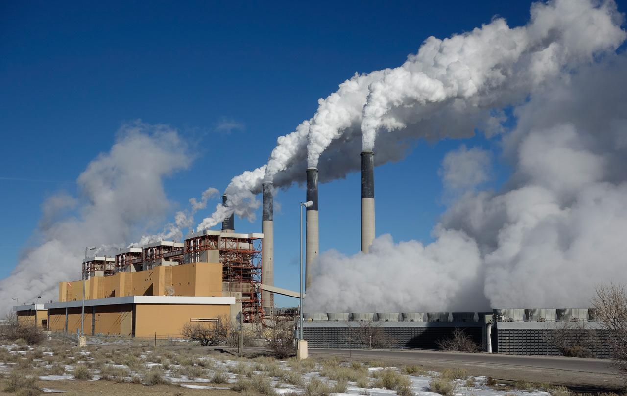 Jim Bridger power plant 5582