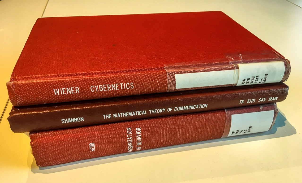 Three tomes