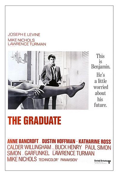 The Graduate, publicity poster