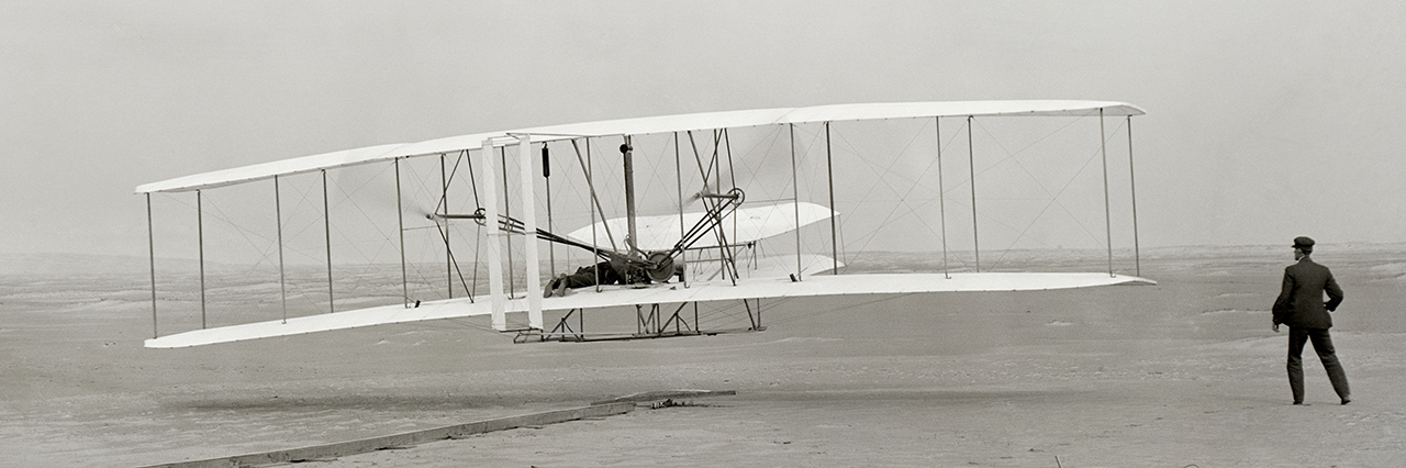 Wright First Flight 1903Dec17