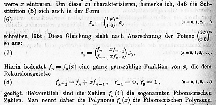Jacobsthal excerpt